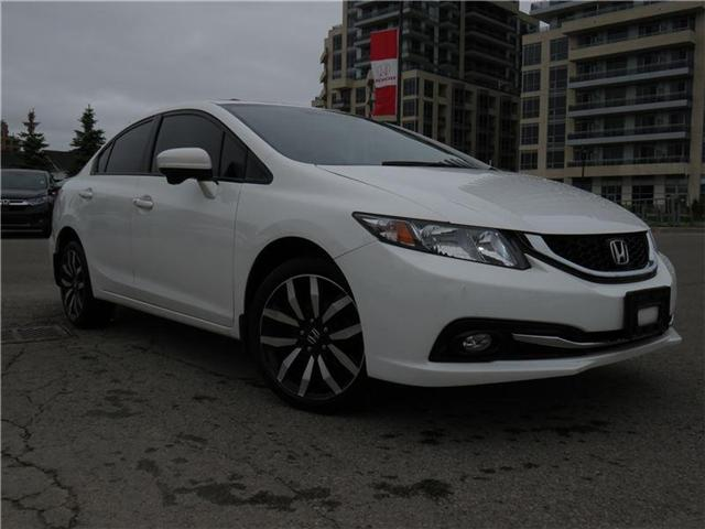2015 Honda Civic Touring (Stk: 181230P) in Richmond Hill - Image 1 of 12