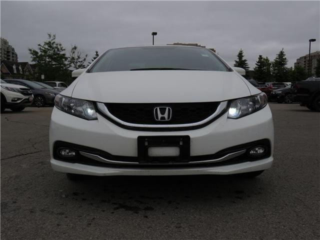 2015 Honda Civic Touring (Stk: 181230P) in Richmond Hill - Image 2 of 12