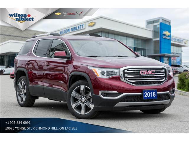 2018 GMC Acadia SLT-2 (Stk: P112342) in Richmond Hill - Image 1 of 24