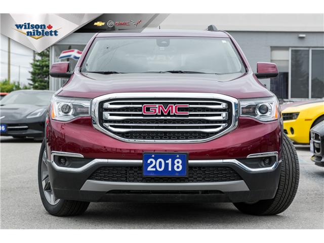 2018 GMC Acadia SLT-2 (Stk: P112342) in Richmond Hill - Image 2 of 24
