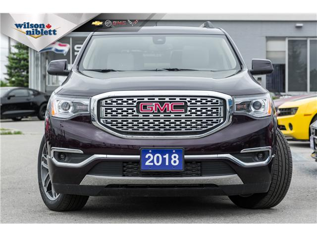 2018 GMC Acadia Denali (Stk: P126441) in Richmond Hill - Image 2 of 22