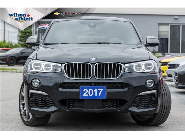 2017 BMW X4 M40i (Stk: UU24938) in Richmond Hill - Image 2 of 21