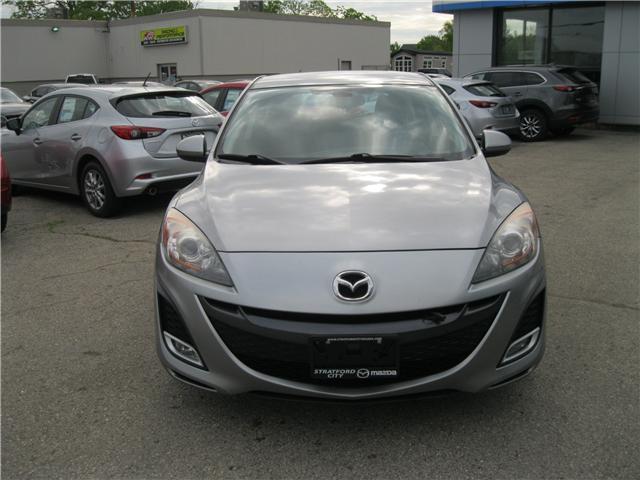 2010 Mazda Mazda3 GS (Stk: 00411A) in Stratford - Image 2 of 19