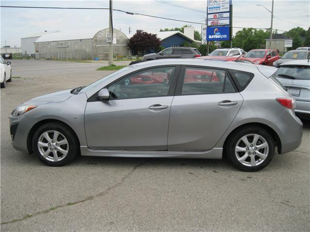 2010 Mazda Mazda3 GS (Stk: 00411A) in Stratford - Image 3 of 19