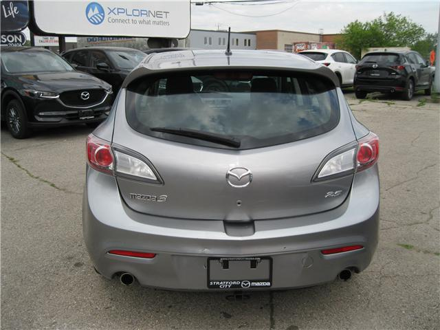 2010 Mazda Mazda3 GS (Stk: 00411A) in Stratford - Image 4 of 19