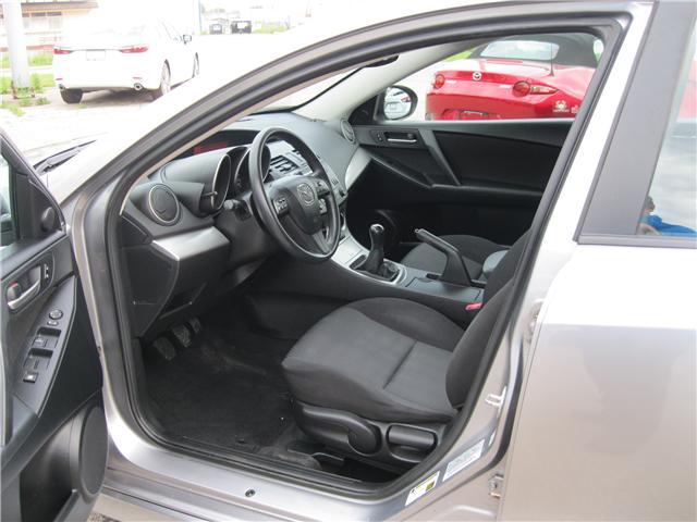 2010 Mazda Mazda3 GS (Stk: 00411A) in Stratford - Image 6 of 19