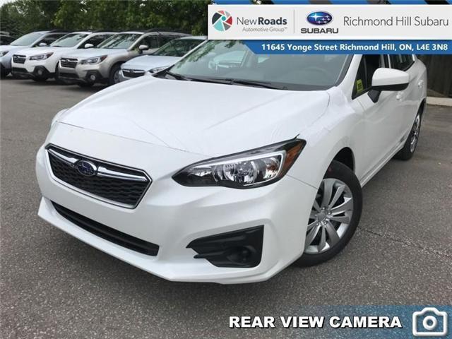 2018 Subaru Impreza  (Stk: 30956) in RICHMOND HILL - Image 1 of 20
