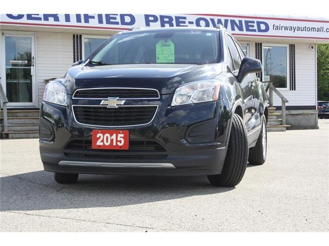 2015 Chevrolet Trax 1LT (Stk: 1810220A) in Kitchener - Image 1 of 8