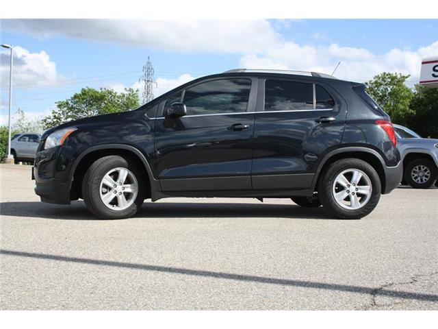 2015 Chevrolet Trax 1LT (Stk: 1810220A) in Kitchener - Image 2 of 8