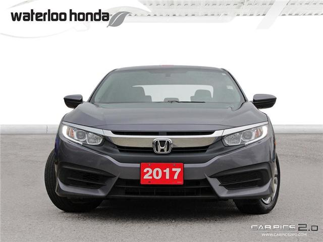2017 Honda Civic LX (Stk: H3875A) in Waterloo - Image 2 of 28