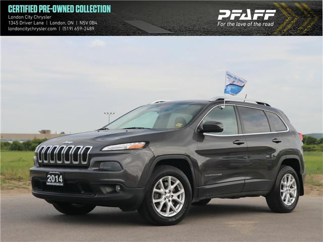 2014 Jeep Cherokee North (Stk: U8466A) in London - Image 1 of 24