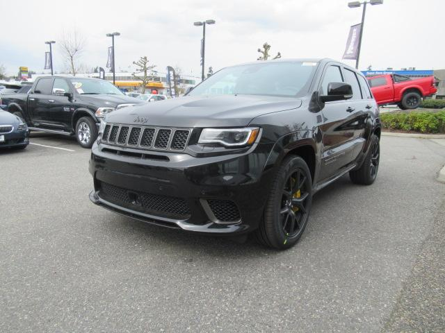 2018 Jeep Grand Cherokee Trackhawk (Stk: J278944) in Surrey - Image 3 of 20
