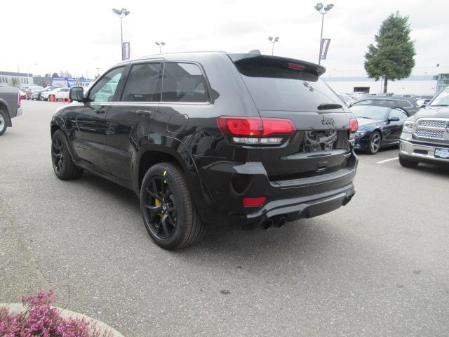 2018 Jeep Grand Cherokee Trackhawk (Stk: J278944) in Surrey - Image 5 of 20