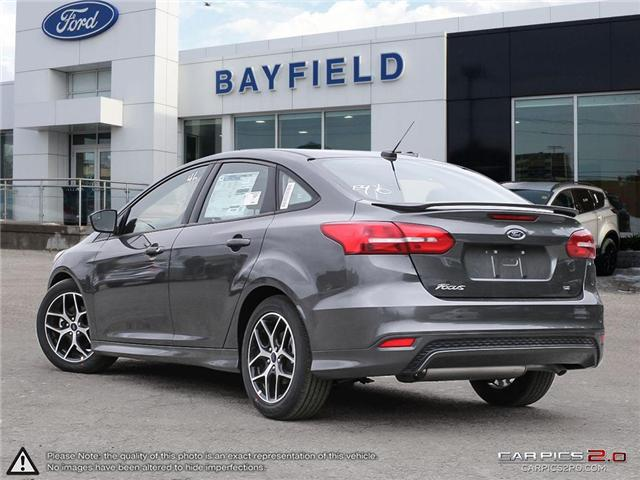 2018 Ford Focus SE (Stk: FC18906) in Barrie - Image 4 of 27
