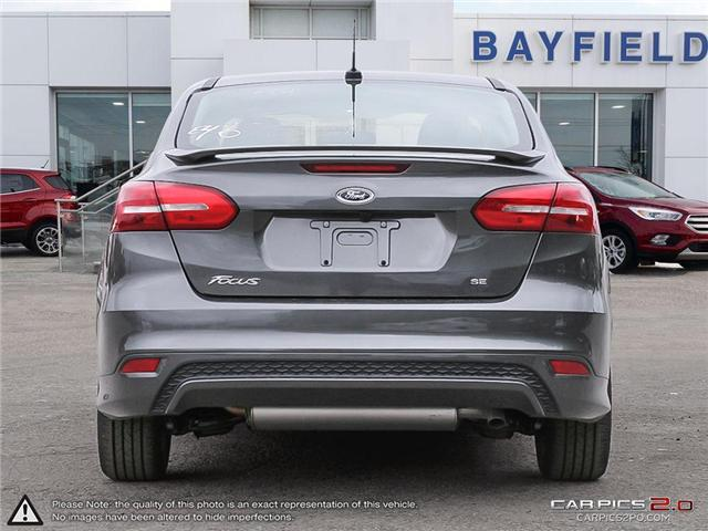 2018 Ford Focus SE (Stk: FC18906) in Barrie - Image 5 of 27