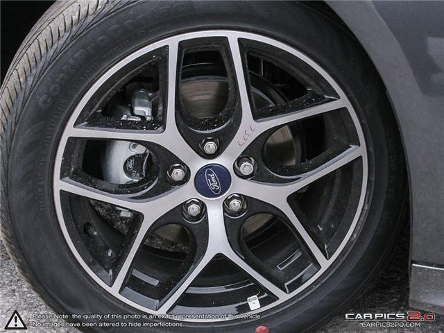 2018 Ford Focus SE (Stk: FC18906) in Barrie - Image 6 of 27