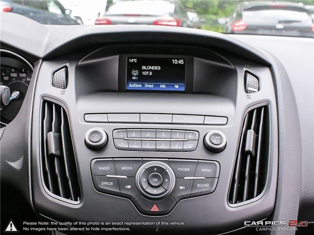 2018 Ford Focus SE (Stk: FC18906) in Barrie - Image 20 of 27