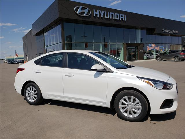 2018 Hyundai ACCENT 4DR  (Stk: 28145) in Saskatoon - Image 1 of 20