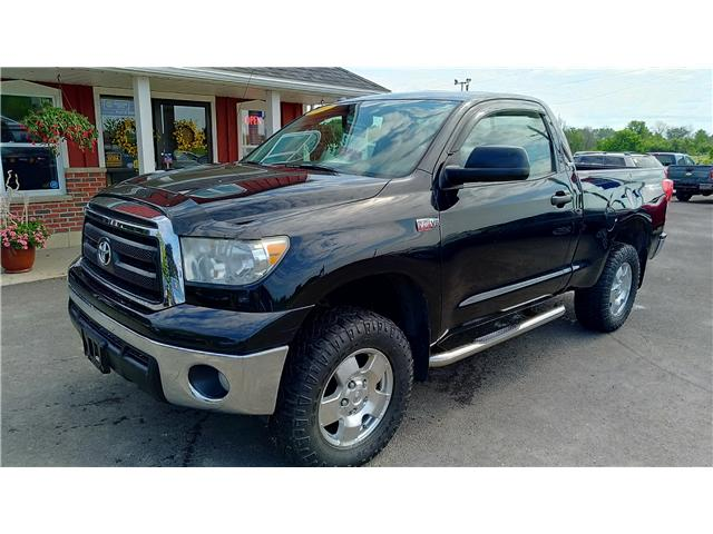 2011 Toyota Tundra Base 5.7L V8 (Stk: ) in Dunnville - Image 1 of 11