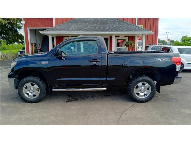 2011 Toyota Tundra Base 5.7L V8 (Stk: ) in Dunnville - Image 2 of 11