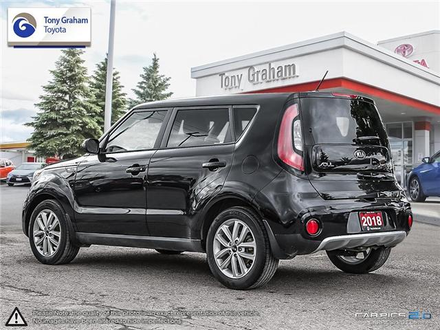 2018 Kia Soul  (Stk: U8967) in Ottawa - Image 3 of 24
