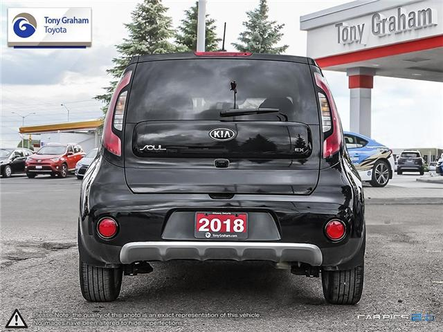 2018 Kia Soul  (Stk: U8967) in Ottawa - Image 4 of 24