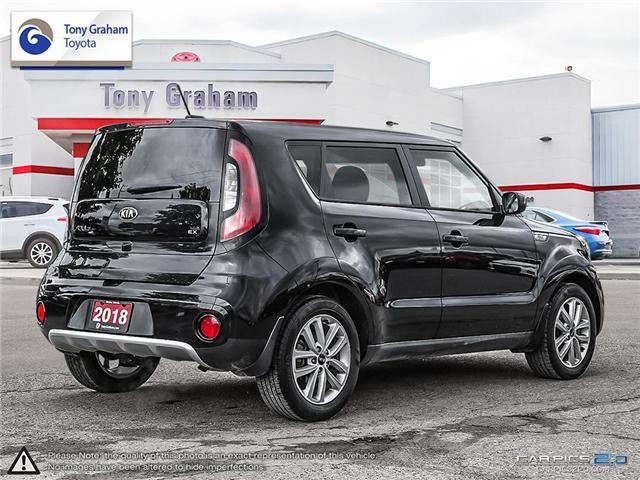 2018 Kia Soul  (Stk: U8967) in Ottawa - Image 5 of 24