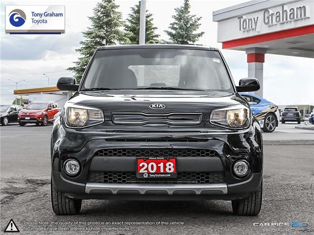 2018 Kia Soul  (Stk: U8967) in Ottawa - Image 8 of 24