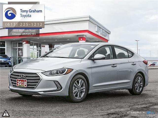 2018 Hyundai Elantra GL SE (Stk: U8965) in Ottawa - Image 1 of 24