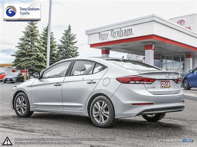 2018 Hyundai Elantra GL SE (Stk: U8965) in Ottawa - Image 3 of 24