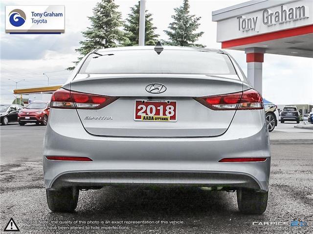 2018 Hyundai Elantra GL SE (Stk: U8965) in Ottawa - Image 4 of 24