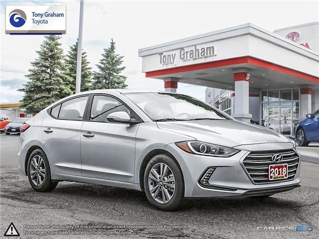 2018 Hyundai Elantra GL SE (Stk: U8965) in Ottawa - Image 7 of 24