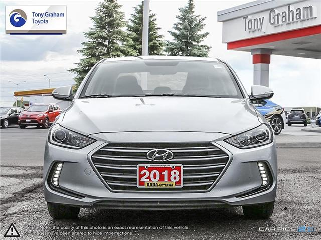 2018 Hyundai Elantra GL SE (Stk: U8965) in Ottawa - Image 8 of 24