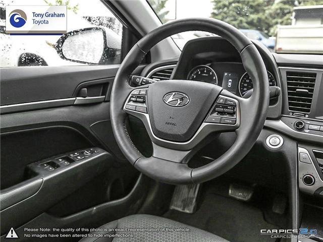 2018 Hyundai Elantra GL SE (Stk: U8965) in Ottawa - Image 9 of 24