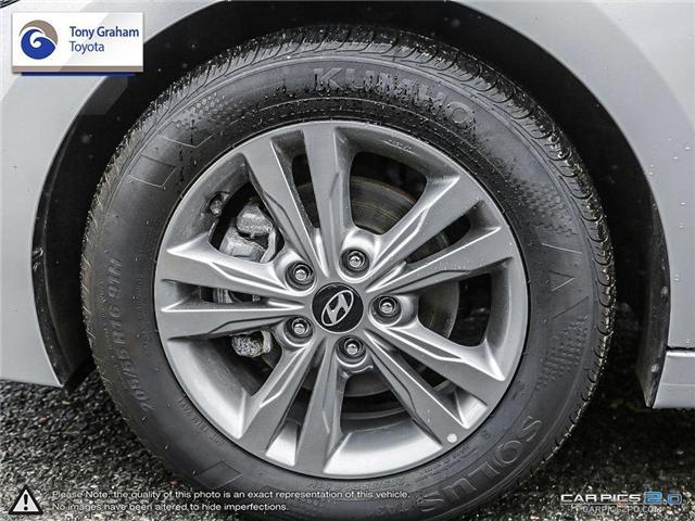 2018 Hyundai Elantra GL SE (Stk: U8965) in Ottawa - Image 18 of 24