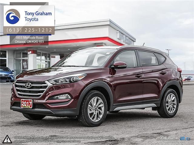 2017 Hyundai Tucson Premium (Stk: U8964) in Ottawa - Image 1 of 24