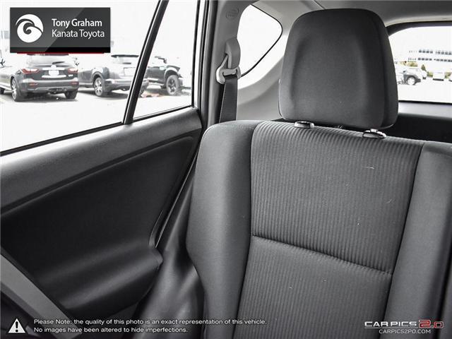 2016 Toyota RAV4  (Stk: M2474) in Ottawa - Image 14 of 27