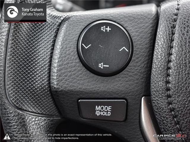 2016 Toyota RAV4  (Stk: M2474) in Ottawa - Image 23 of 27