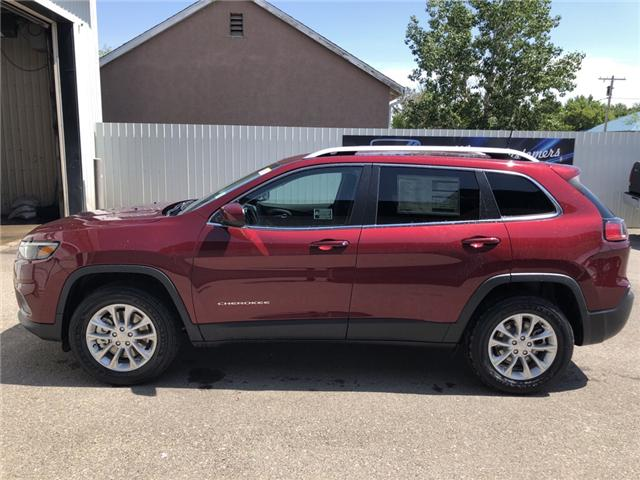 2019 Jeep Cherokee North (Stk: 13116) in Fort Macleod - Image 2 of 19