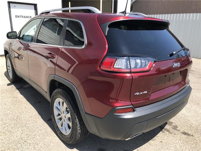 2019 Jeep Cherokee North (Stk: 13116) in Fort Macleod - Image 3 of 19