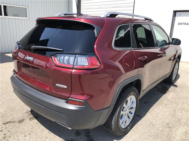 2019 Jeep Cherokee North (Stk: 13116) in Fort Macleod - Image 6 of 19