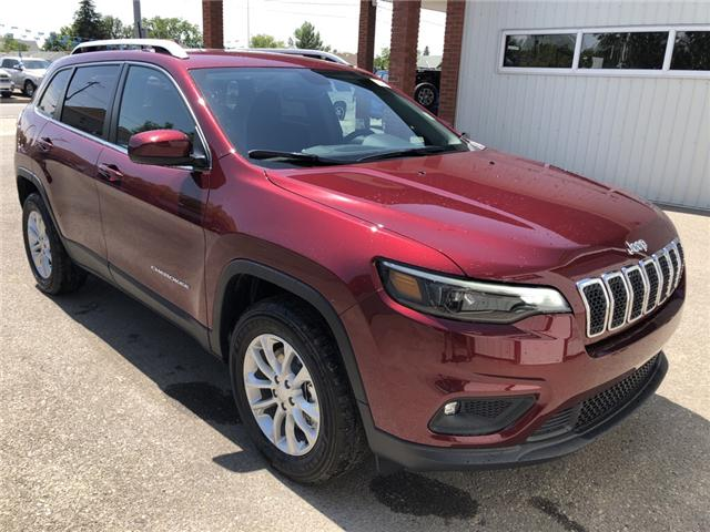 2019 Jeep Cherokee North (Stk: 13116) in Fort Macleod - Image 8 of 19
