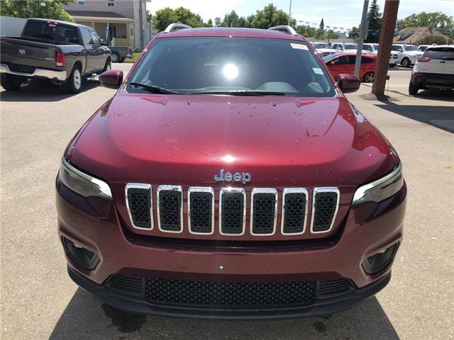 2019 Jeep Cherokee North (Stk: 13116) in Fort Macleod - Image 9 of 19