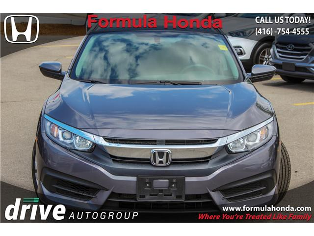 2016 Honda Civic LX (Stk: B10337) in Scarborough - Image 2 of 25
