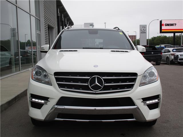 2013 Mercedes-Benz M-Class Base (Stk: 1803541) in Regina - Image 2 of 29