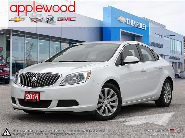 2016 Buick Verano Base (Stk: 6311A) in Mississauga - Image 1 of 26