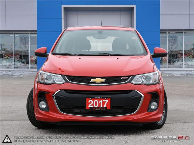 2017 Chevrolet Sonic LT Auto (Stk: 9556P) in Mississauga - Image 2 of 27