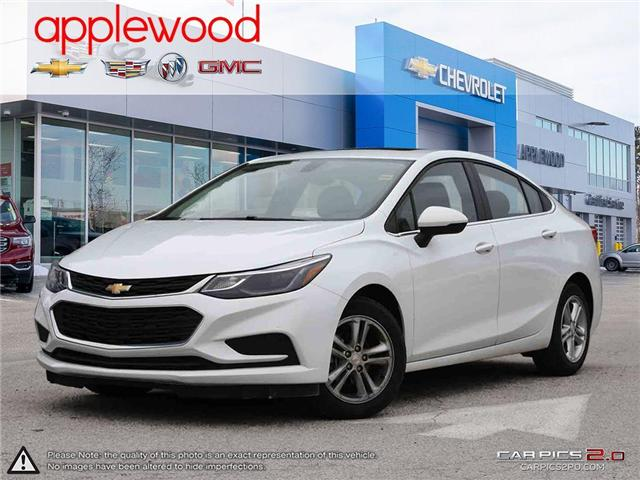 2017 Chevrolet Cruze LT Auto (Stk: 2471A) in Mississauga - Image 1 of 27