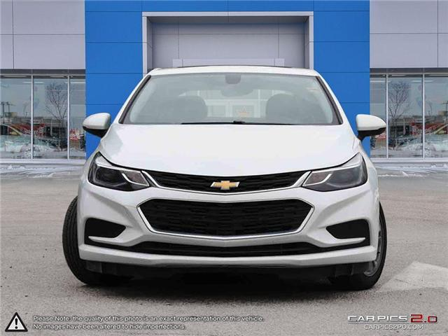 2017 Chevrolet Cruze LT Auto (Stk: 2471A) in Mississauga - Image 2 of 27