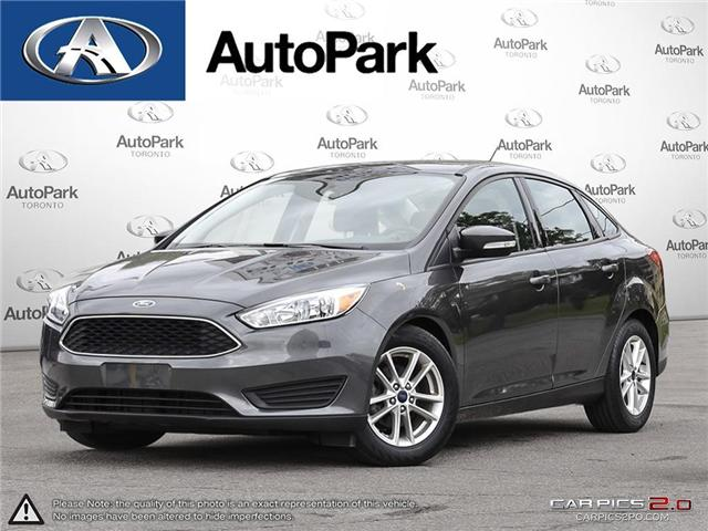 2016 Ford Focus SE (Stk: 16-99975MB) in Toronto - Image 1 of 27